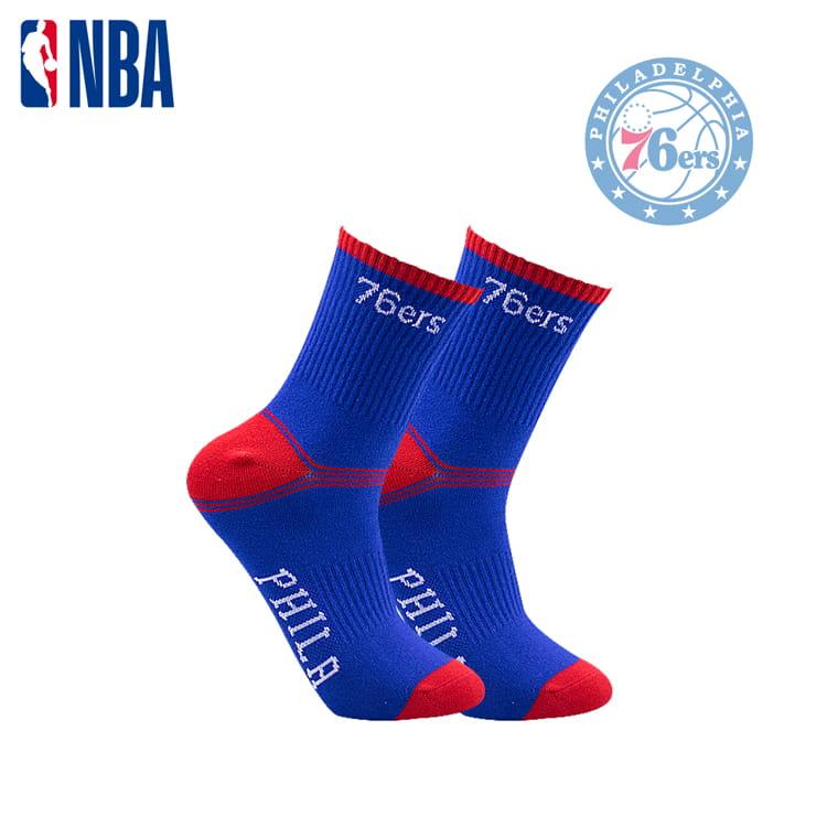 【NBA】 76人隊襪袖組合款 1