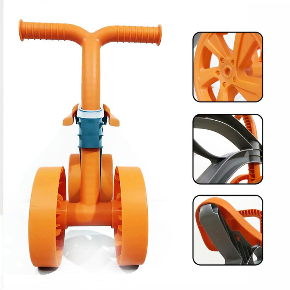 【GCT生活嚴選】【GCT玩具嚴選】平衡感學步車輕巧型 2
