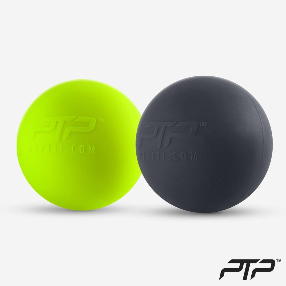 運動舒緩 按摩組合球型放鬆組 (小)