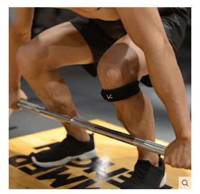 髕骨帶籃球護具護膝運動跑步膝蓋緩沖透氣便攜可調節 4