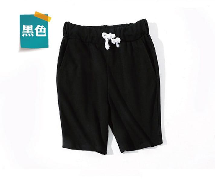 棉質休閒運動短褲 薄款透氣 抽繩男女款 舒適健身褲 15