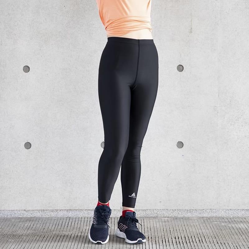 【AREXSPORT】升級版輕量男女壓縮基礎型中腰機能運動褲 7