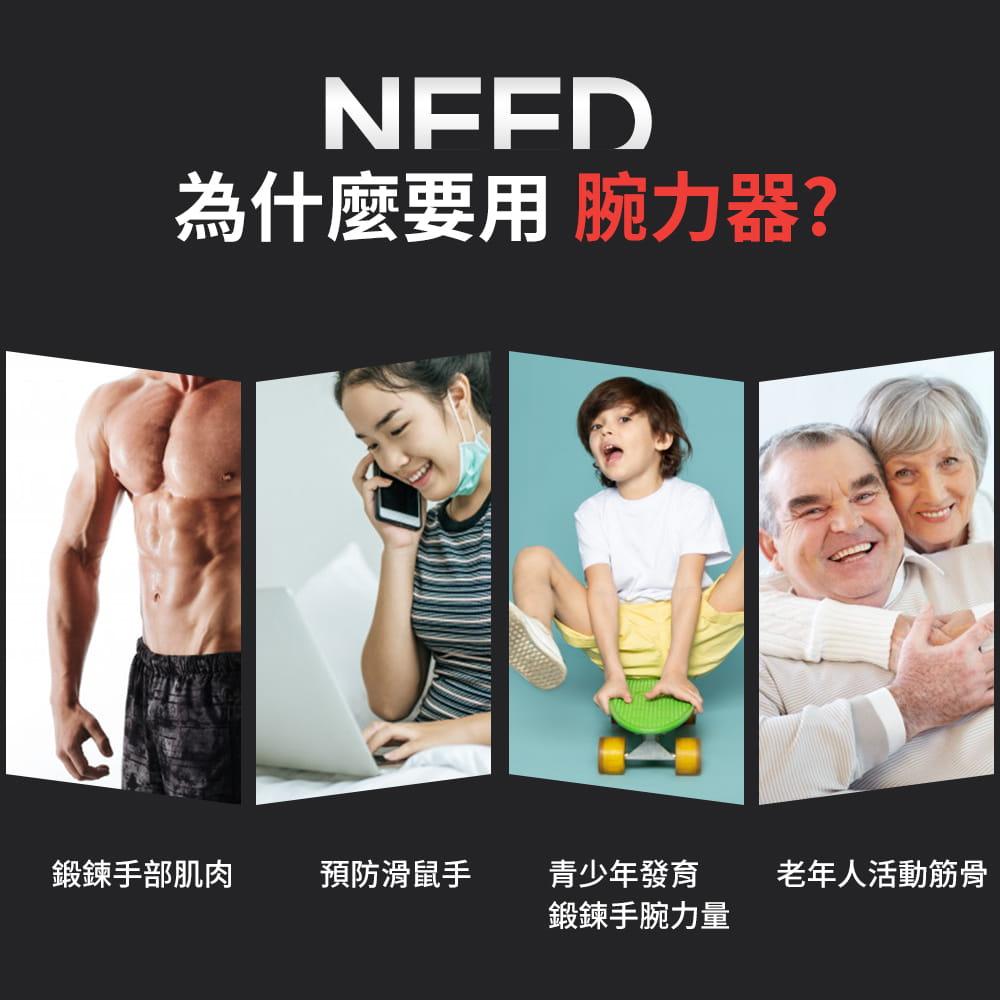 腕力器◆臂力器 握力器 健身器材 攜帶式 二頭肌 腹肌 胸肌 手臂 手部訓練 健肌器 重訓 運動 3