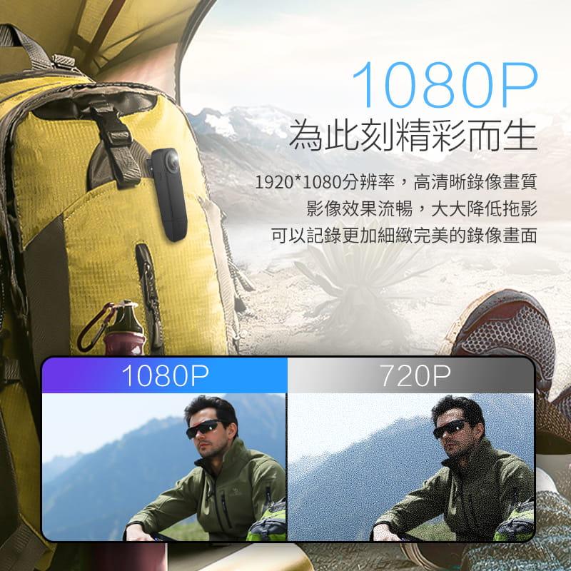 高清1080P夜視微型攝影機 10