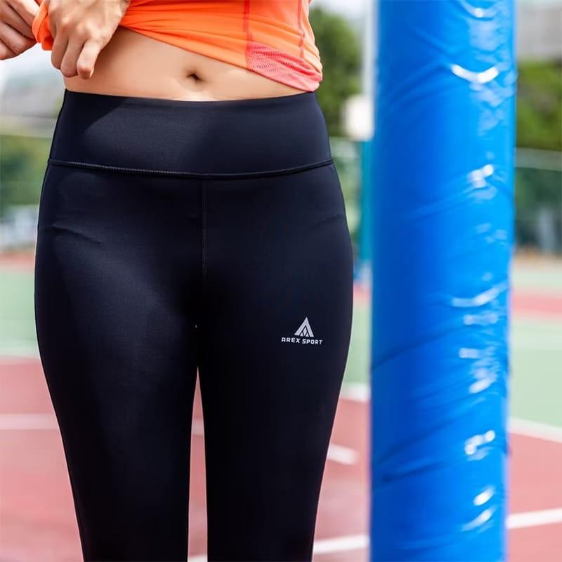 【AREXSPORT】輕量男女壓縮日著機能運動褲 7
