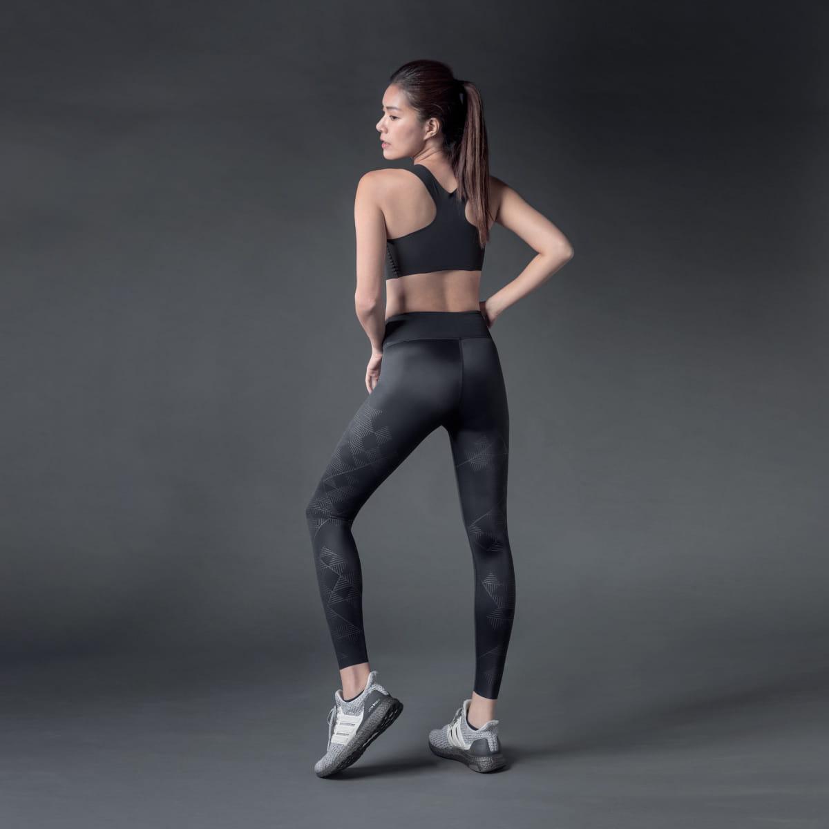 TENO超彈感美型健身褲-Mountain山稜 9