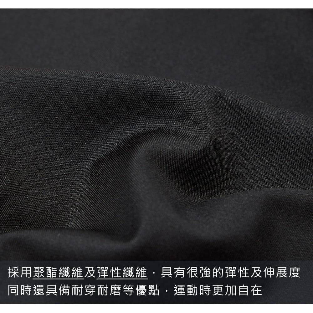 【yulab】(台灣製)女彈性數位假兩件內搭褲-2色可選 3
