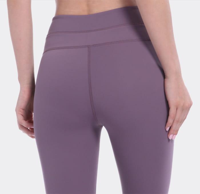修飾腰線交叉收腹瑜珈運動褲-4色 15