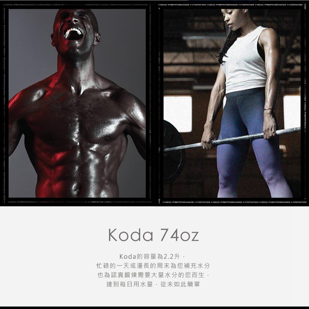 【Blender Bottle】Koda系列 巨無壩水壺 一天水的需求量 2.2公升 9
