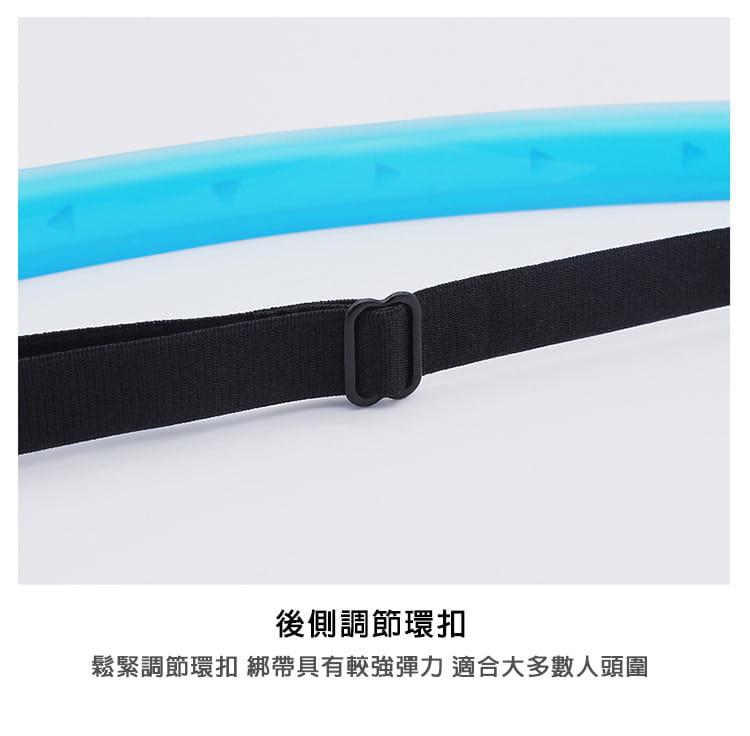 雙層矽膠排汗帶 8