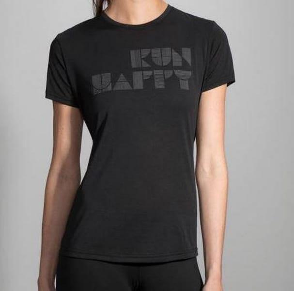 BROOKS 女 運動上衣 短袖T恤 BK221232065
