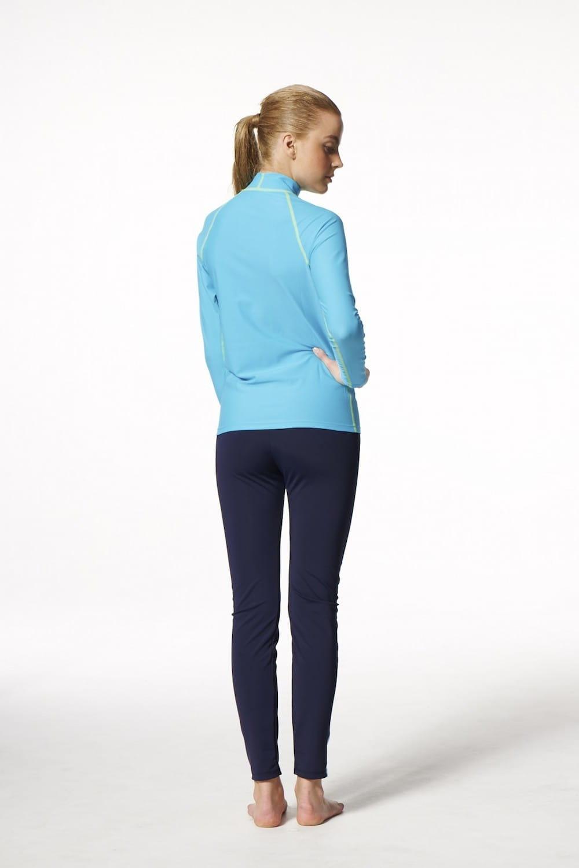 【莫妮娜】MIT 運動機能褲(水陸兩用) 水母褲 4