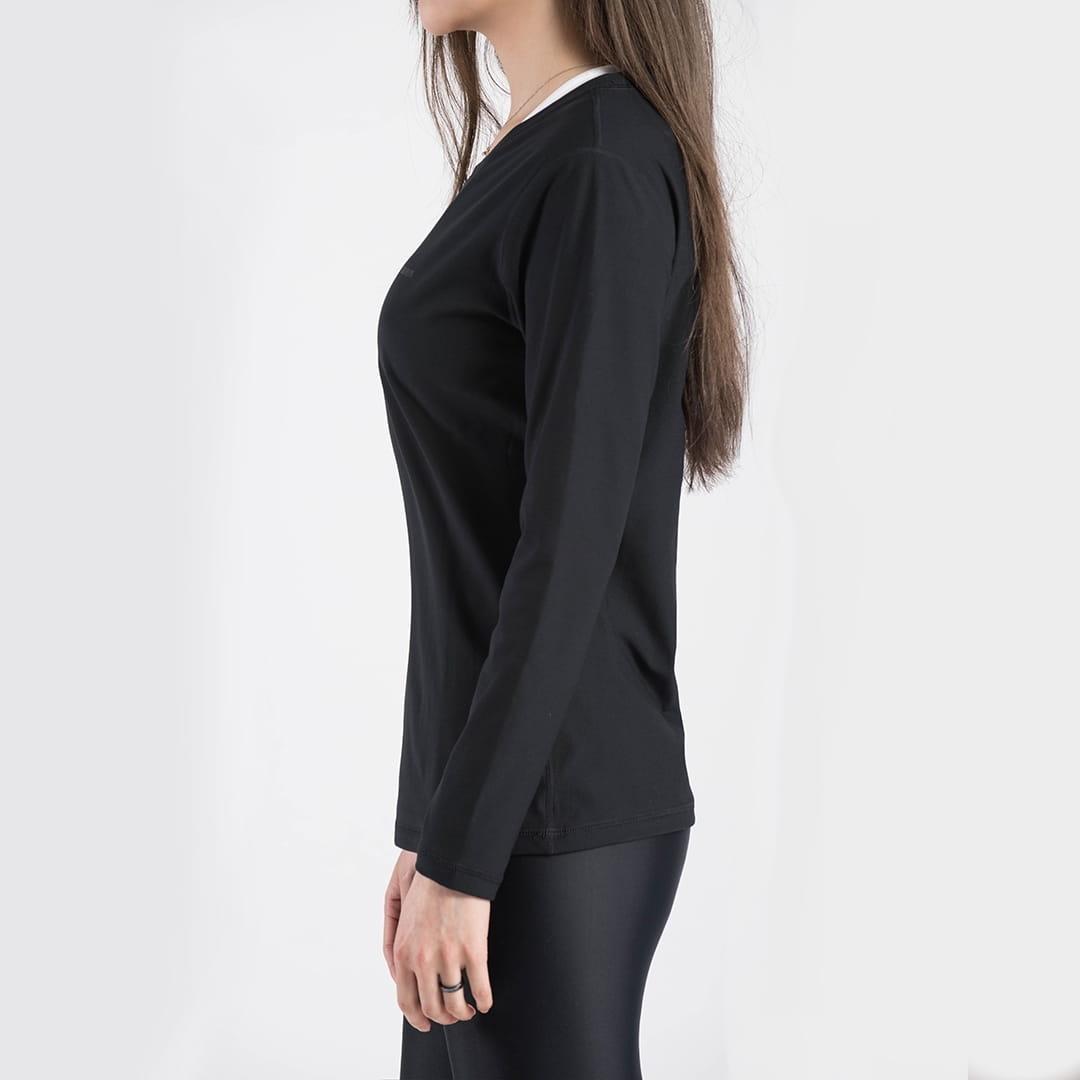【MARIN】台灣製-輕刷毛保暖衣 男版/女版 6