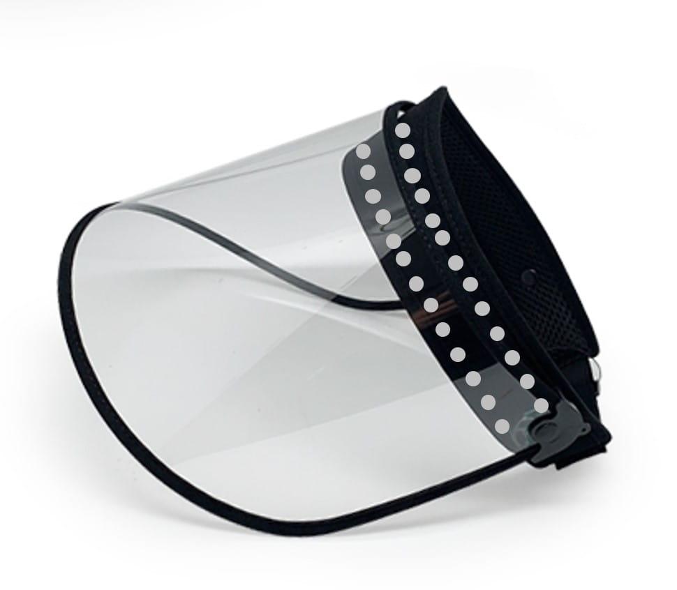 全臉高透明防疫面罩(可調控升級版) 6