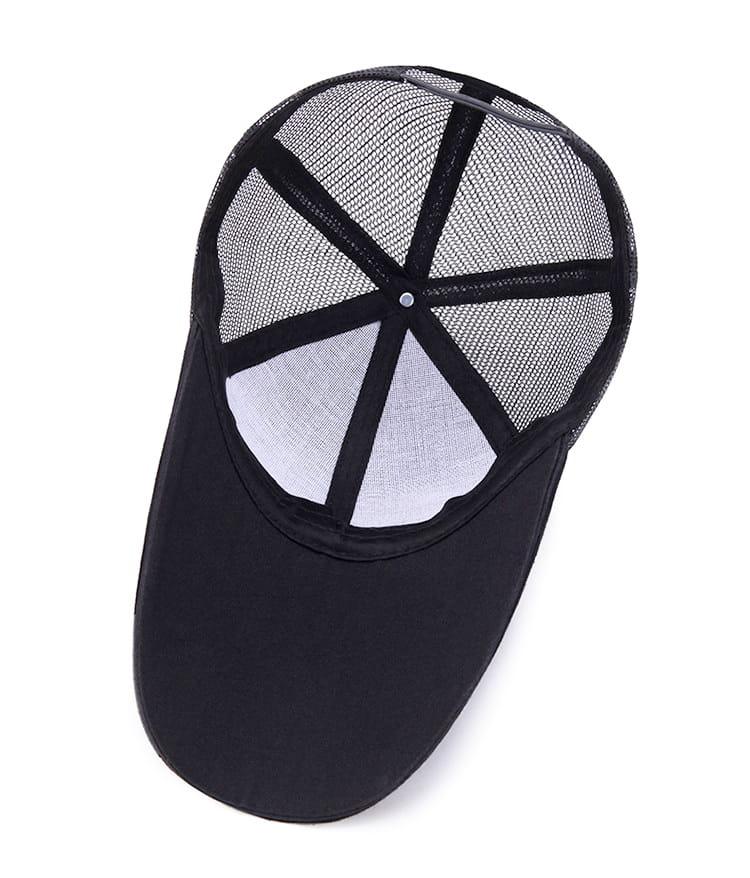 加長帽沿遮陽防曬棒球帽 9
