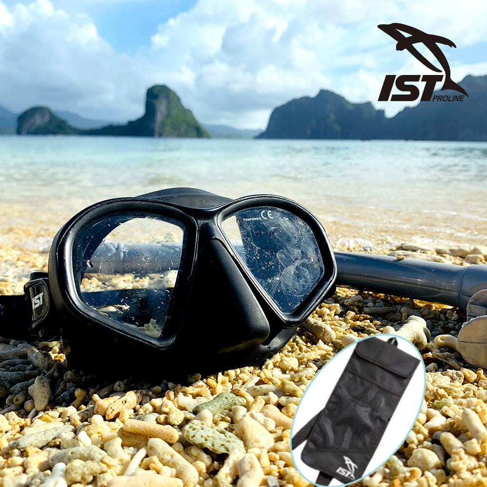 【IST】CS36 - HUNTER自由潛水新手套組 - 加贈環保網袋 2