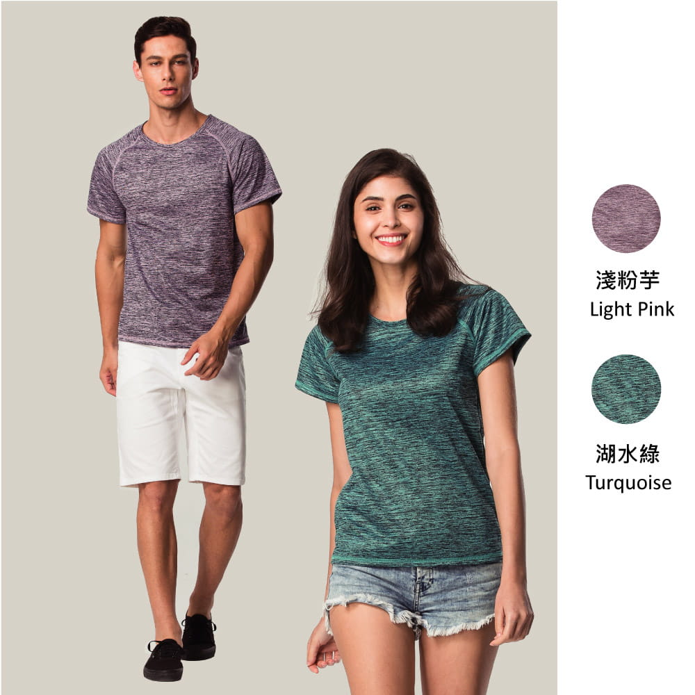 【MI MI LEO】台灣製神奇速乾全功能竹炭髮絲紋機能衣(12色) 11