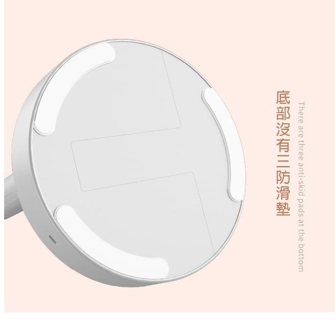 Lileng P9 免插電USB風扇//落地風扇/超靜音/自然風/辨公室/居家兩用 4