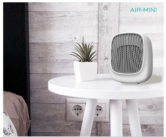 【好旅行】【AIR-MINI】迷你桌面空調扇|隨身水冷風扇 10