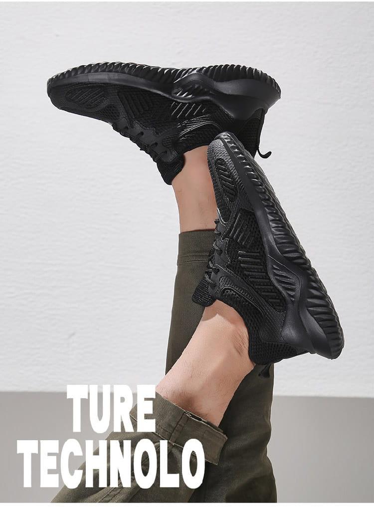 黑凱薩機能鋼鐵鞋 3