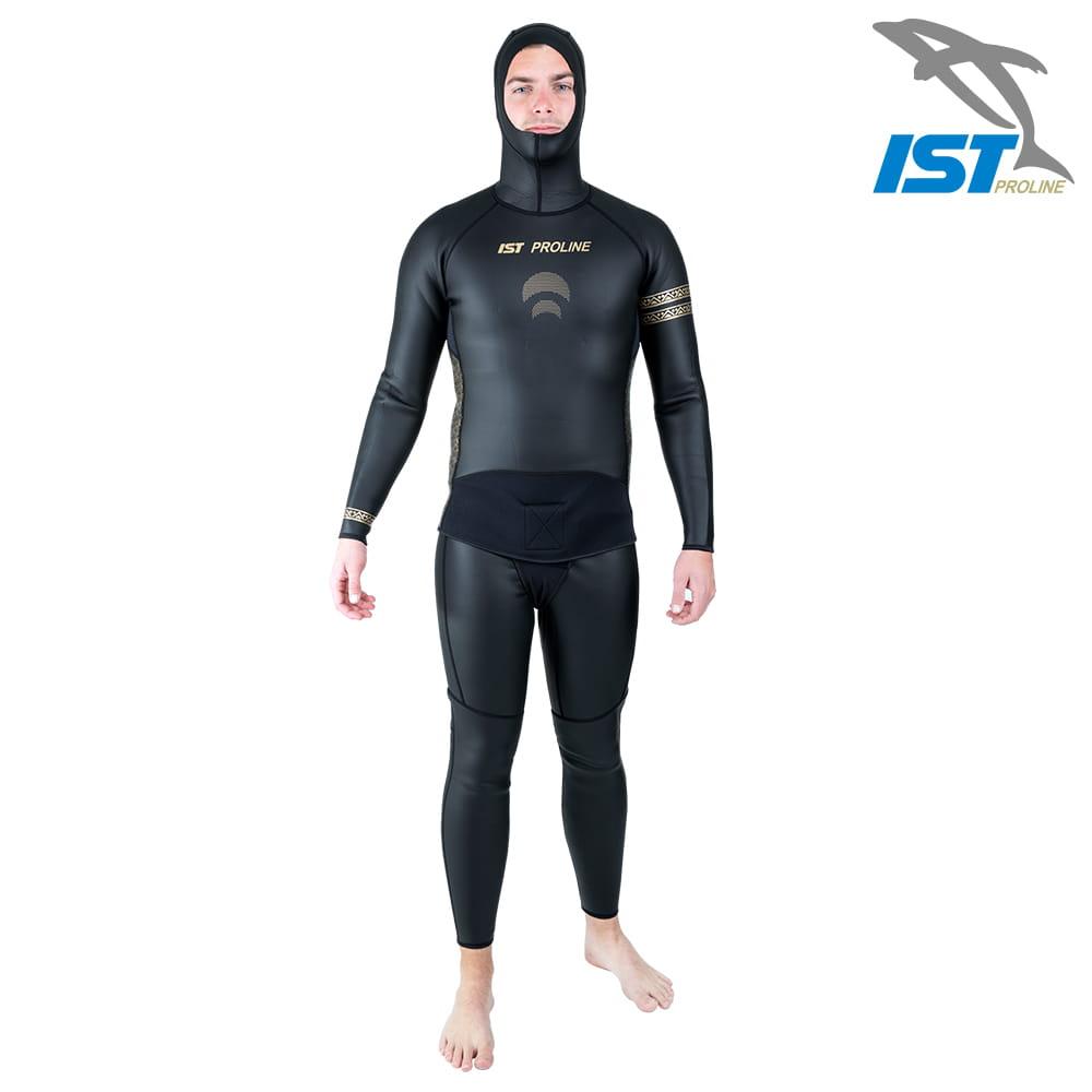 【IST】WSH-03 二件式Neoskin自由潛水防寒衣 10