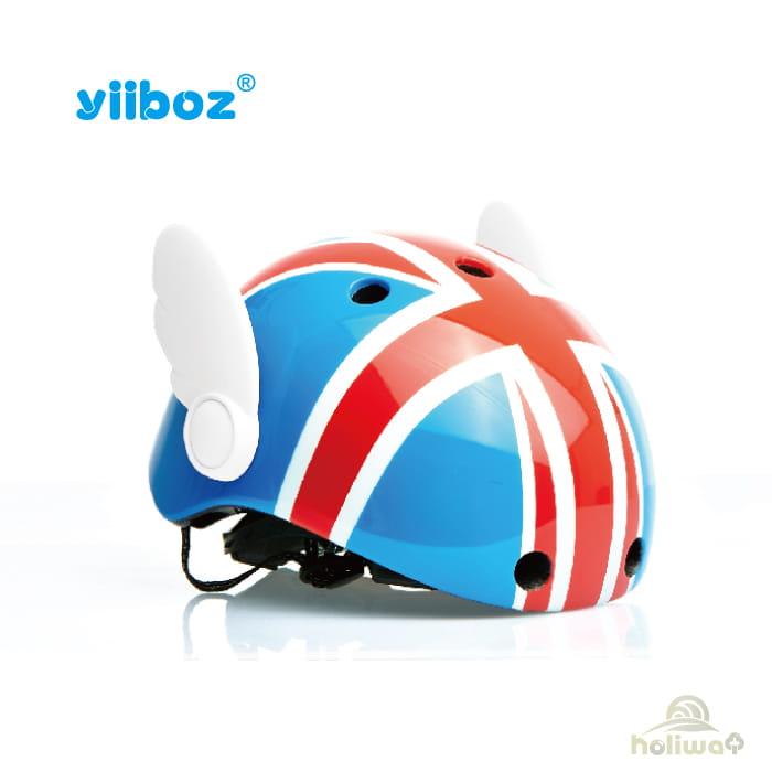 【YIIBOZ】超輕量可調頭圍兒童安全帽/運動頭盔(彩繪款) 0