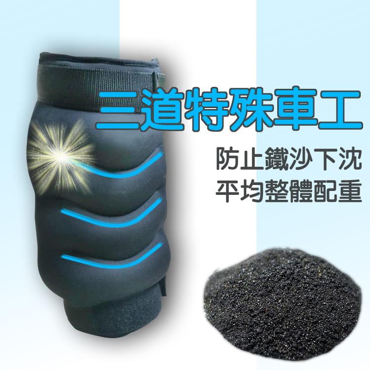 【MACMUS】20公斤長襪型運動沙包 單邊10公斤腿部專用負重沙袋 適合健走、慢跑等運動 6