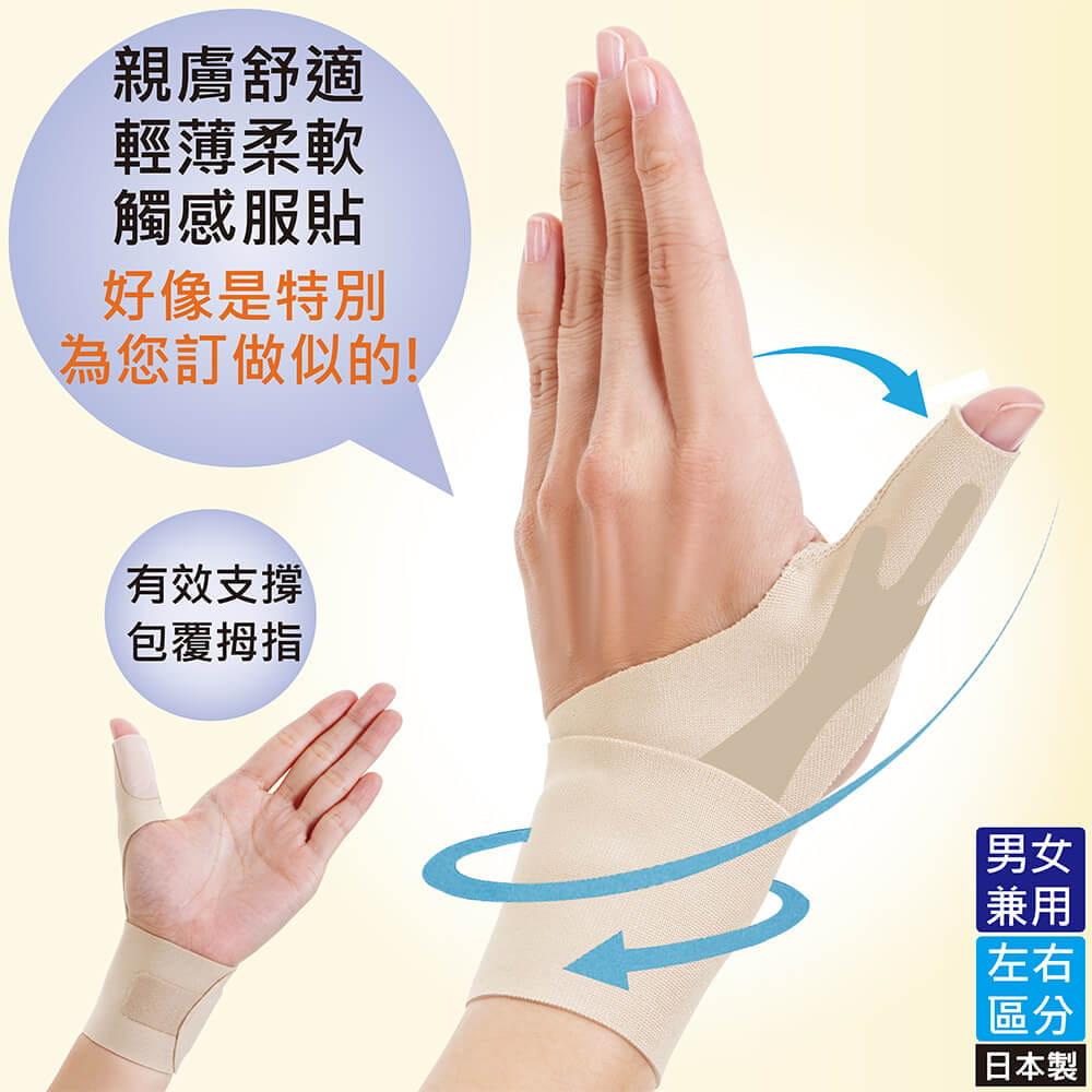【Alphax】日本製 NEW醫護拇指護腕固定帶 2