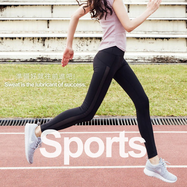 【BeautyFocus】高機能塑體運動壓力褲7203-7 11