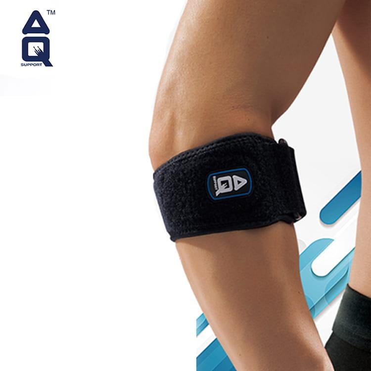 【AQ SUPPORT】AQ肘部強化加壓帶 0