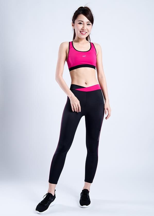 【WISENFIT】台灣製- 塑身訓練壓力褲 11