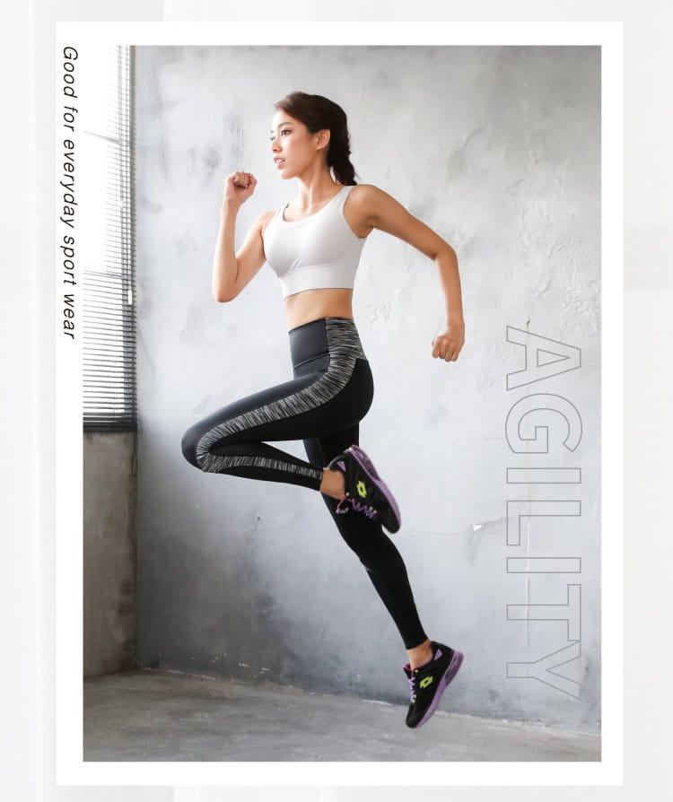 【iFit】Fitty 迷彩 護膝壓力褲(旗艦拼彩款) 17
