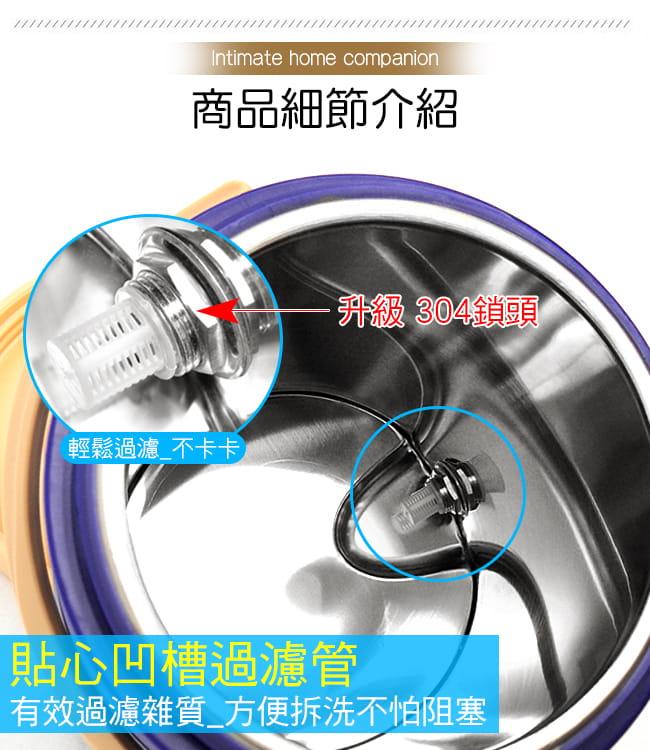304不鏽鋼13L茶水桶   (13公升冰桶開水桶.保溫桶保溫茶桶) 4