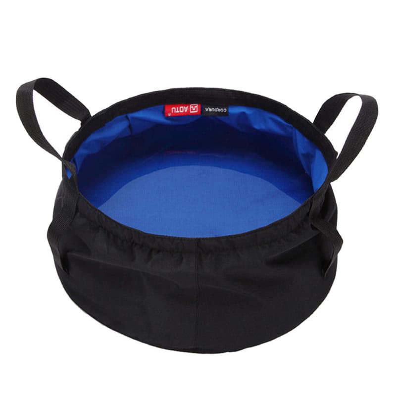 戶外便攜式可摺疊水盆水桶 5