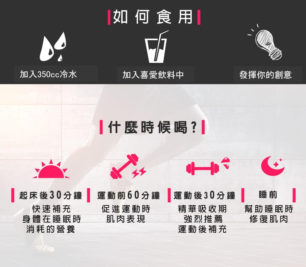【紅牛聰勁】即溶分離乳清蛋白-草莓風味(2磅) 9