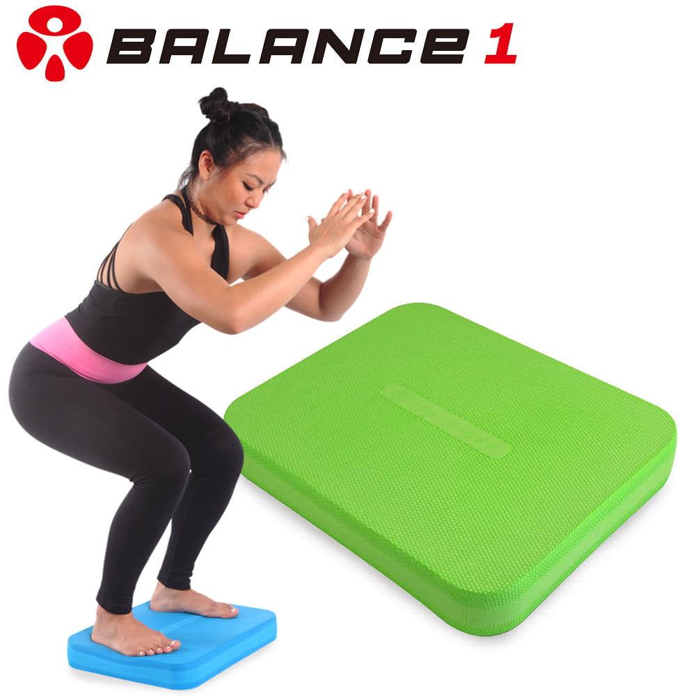 【BALANCE 1】核心健身平衡墊 (綠色) 0