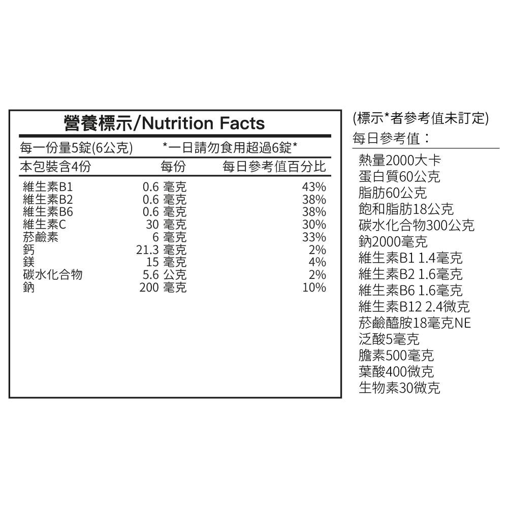【RacingPro】魔力塩口含錠(20錠入/口味任選) 2