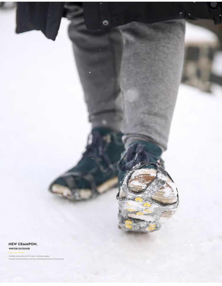 十爪冰雪地防滑防摔鞋套 15