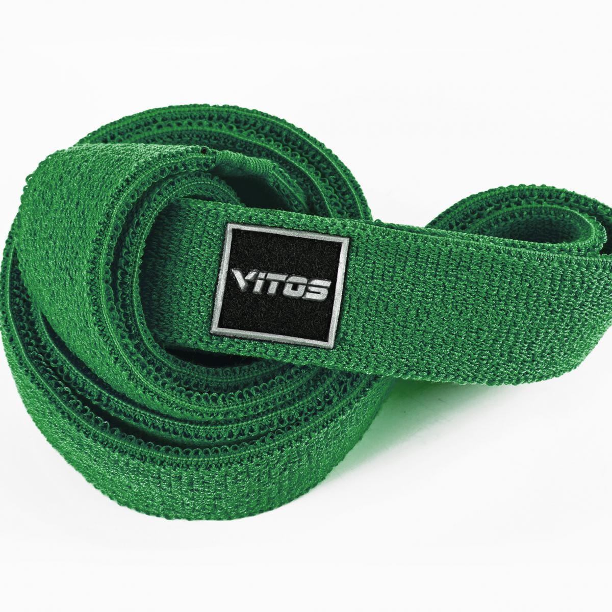 VITOS VPOWER阻力帶 HEAVY綠 6