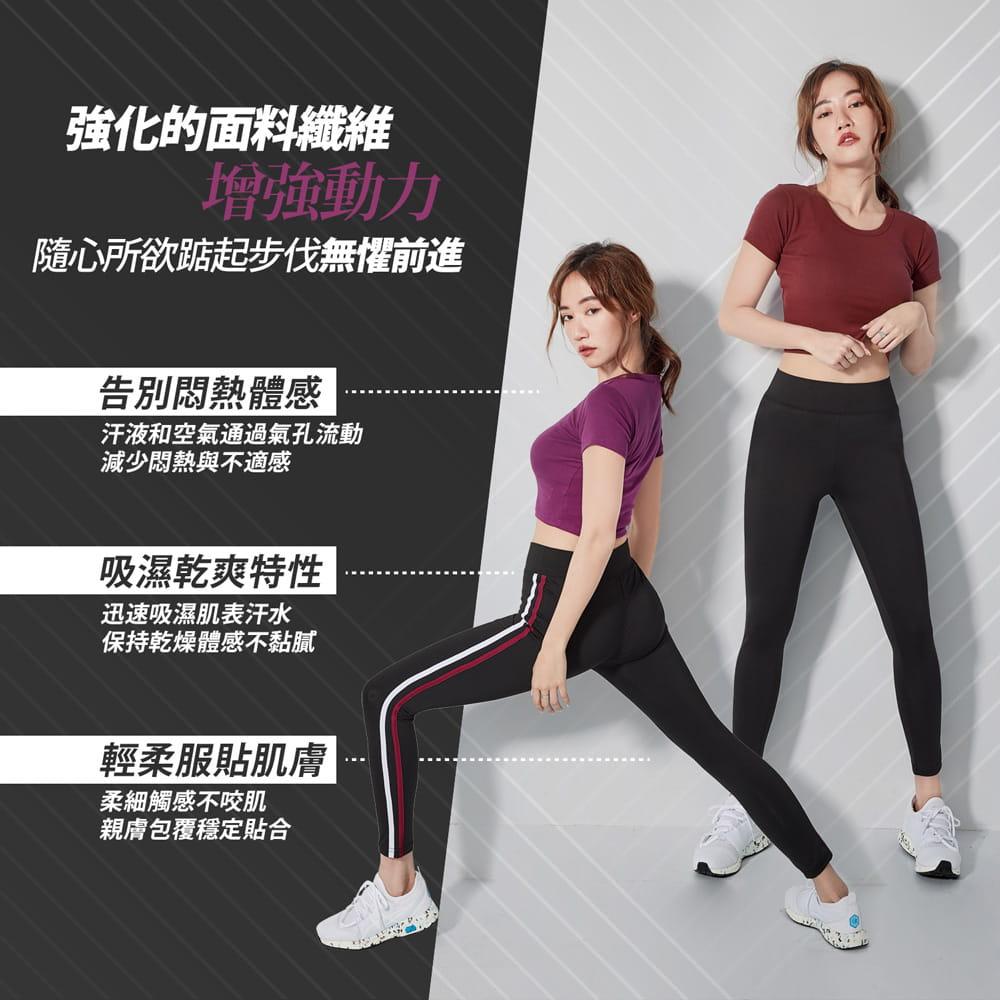 【BeautyFocus】新肌感三大驗證抗縮運動休閒褲 10