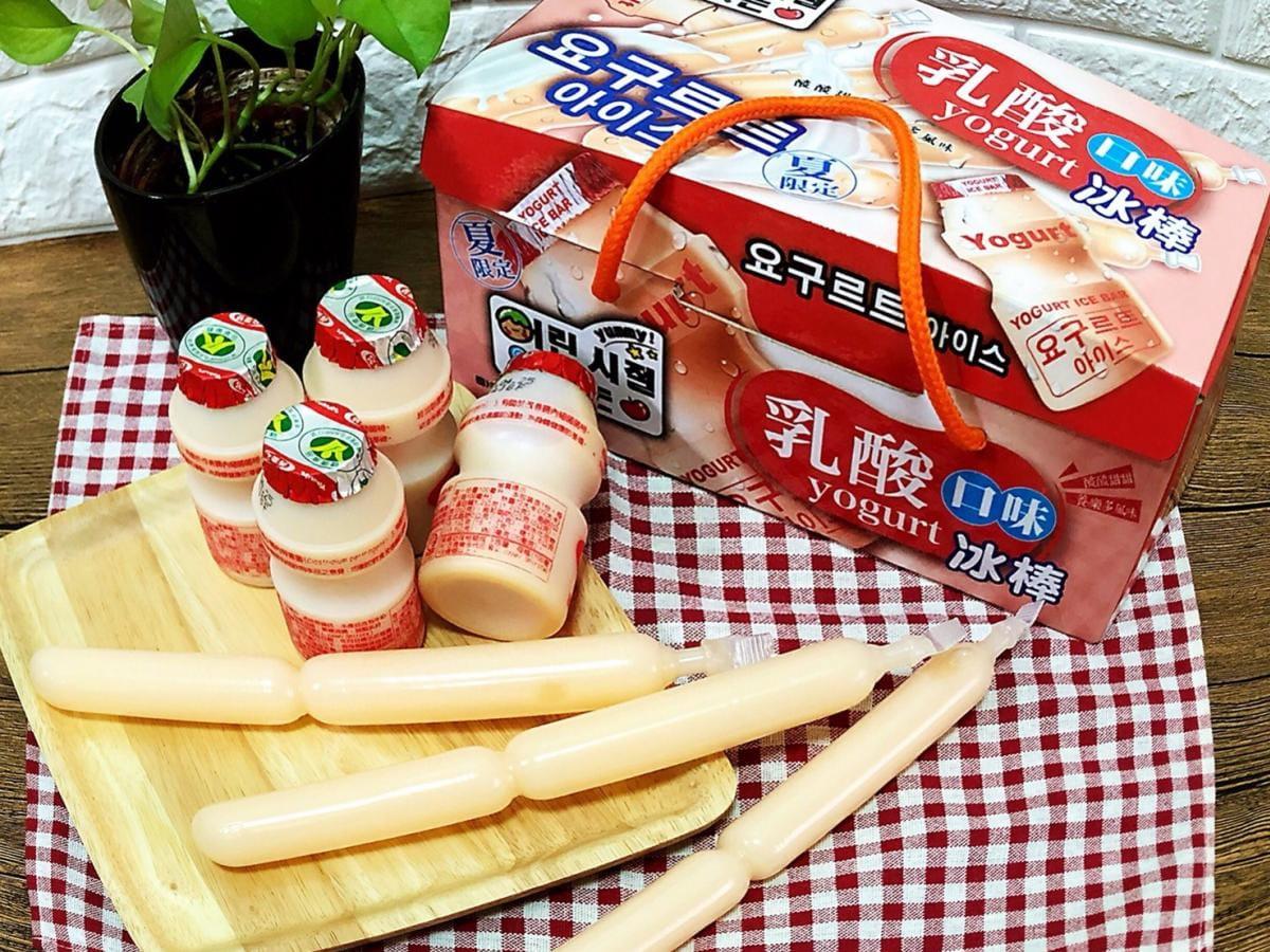 《極鮮配》韓國熱銷 夏日涼爽酸甜超人氣低熱量棒棒冰 4