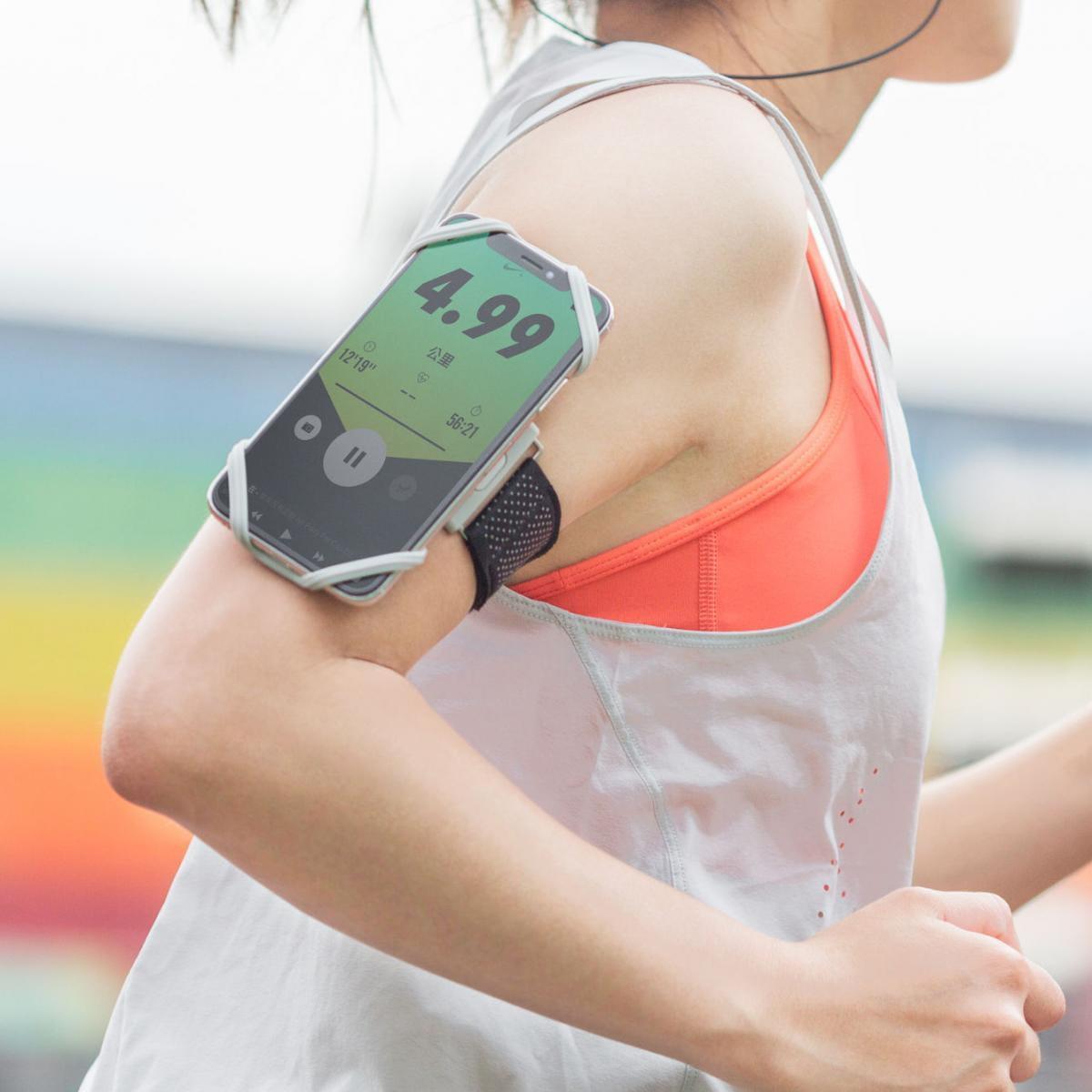 Bone / 通用型Run Tie跑步手機綁 (手臂/手腕)