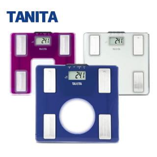 【TANITA 塔尼達】三合一體脂肪計 UM040 (藍/白/紫)