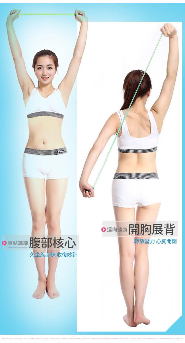 台灣製造 一字款果凍拉力繩   果凍繩彈力繩.拉力帶 6