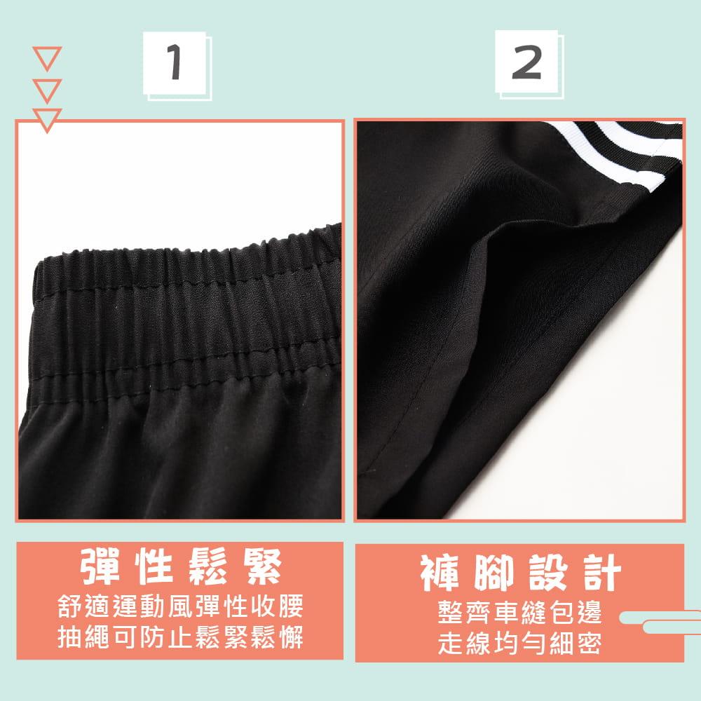 【NEW FORCE】透氣速乾休閒運動男短褲-三色可選 3