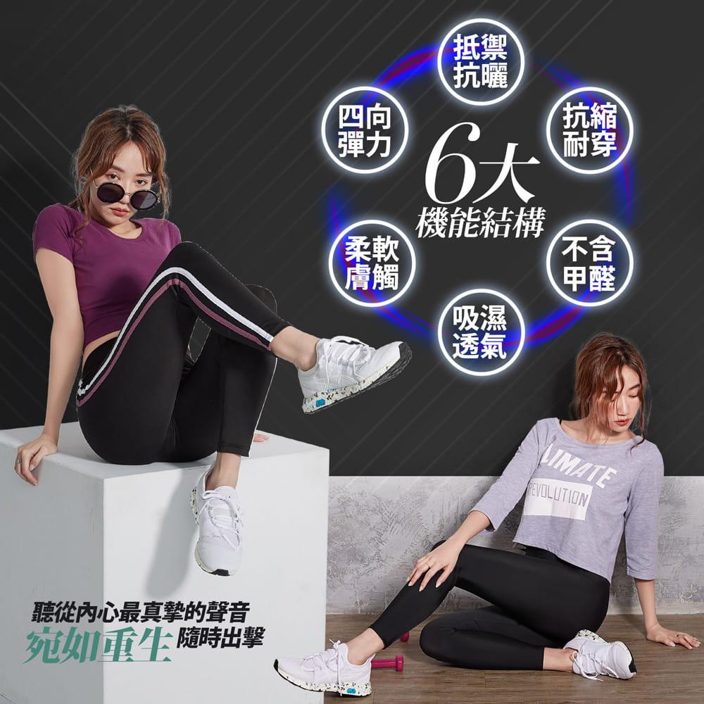 【BeautyFocus】新肌感三大驗證抗縮運動休閒褲 8
