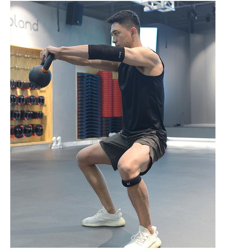 髕骨帶籃球護具護膝運動跑步膝蓋緩沖透氣便攜可調節 10