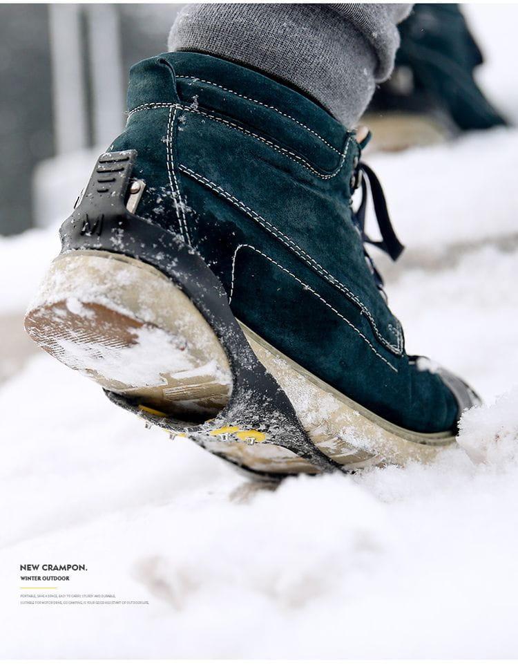 十爪冰雪地防滑防摔鞋套 14