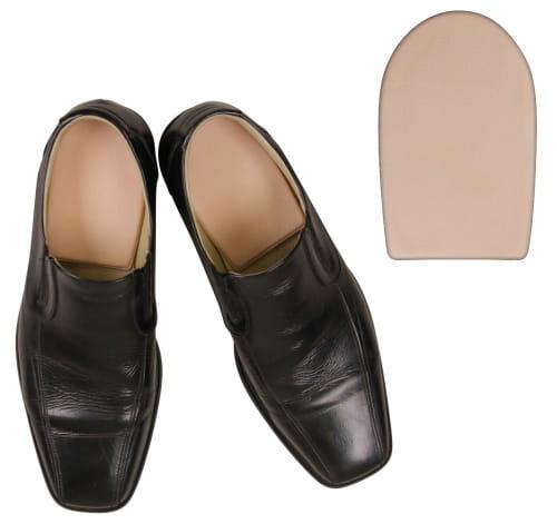 【expertgel 愛倍多】凝膠腳後跟輔助鞋墊(S、M、L) 1