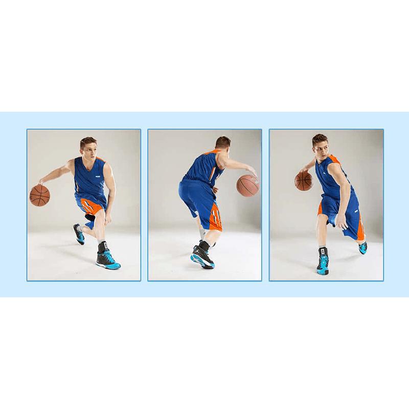 【AQ SUPPORT】AQ籃球抗衝擊強化護踝 3